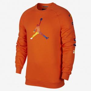 Мужской флисовый свитшот Jordan DNA AV0044-820