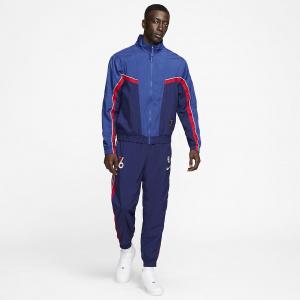 Мужской спортивный костюм Nike НБА 76ers Courtside City Edition CD2652-421