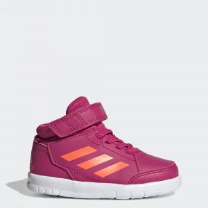 Детские баскетбольные кроссовки adidas AltaSport Mid G27128