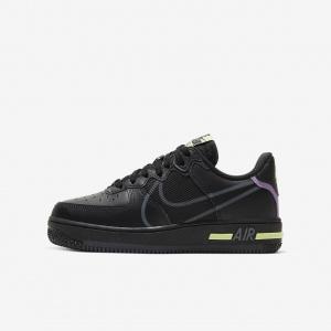 Кроссовки для школьников Nike Air Force 1 React CD6960-001