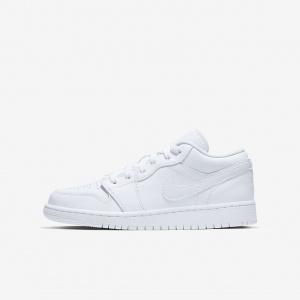 Кроссовки для школьников Air Jordan 1 Low 553560-126