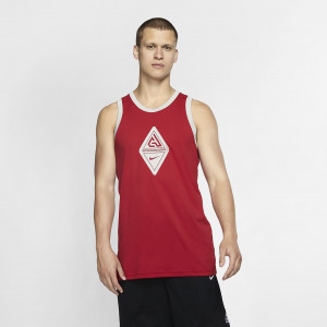 Мужская баскетбольная майка Nike с логотипом Giannis CD9556-687