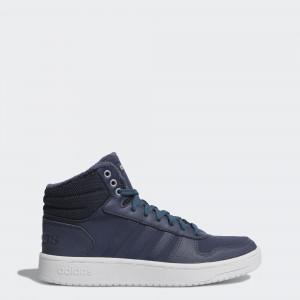 Высокие кроссовки Hoops 2.0 adidas Performance
