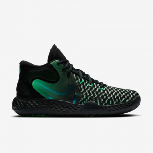 Кроссовки KD Trey 5 VIII, Black/Clear-Illusion Green-Racer Blue
